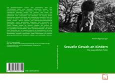 Bookcover of Sexuelle Gewalt an Kindern