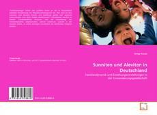 Capa do livro de Sunniten und Aleviten in Deutschland
