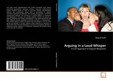 Couverture de Arguing in a Loud Whisper