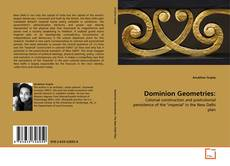Dominion Geometries: kitap kapağı
