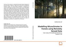 Обложка Modelling Microclimates in Forests using Remotely Sensed Data