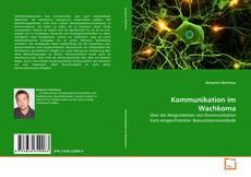 Buchcover von Kommunikation im Wachkoma