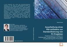 Обложка Ausarbeitung eines PM-Leitfadens zur Standardisierung von PV-Projekten