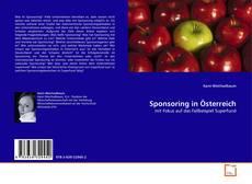 Sponsoring in Österreich kitap kapağı