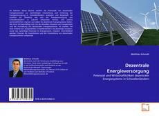 Borítókép a  Dezentrale Energieversorgung - hoz