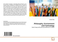 Capa do livro de Philosophy, Environment and Technology