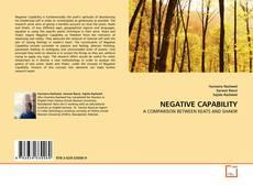 Bookcover of NEGATIVE CAPABILITY