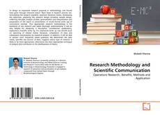Bookcover of Research Methodology and Scientific Communication