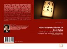Обложка Politische Diskussionen in Polit-Talks