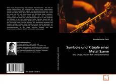 Symbole und Rituale einer Metal Szene kitap kapağı