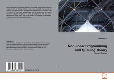 Bookcover of Non-linear Programming and Queuing Theory