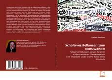 Buchcover von Schülervorstellungen zum Klimawandel