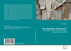 Обложка The Hopeless Continent?