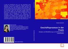 Geschäftsprozesse in der Praxis kitap kapağı