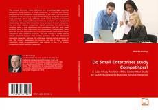 Bookcover of Do Small Enterprises study Competitors?