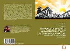 Обложка INFLUENCE OF BUDDHISM AND GREEK PHILOSOPHY ON MODERN ARCHITECTURE