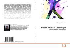 Bookcover of Indian Musical Landscape
