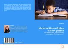 Capa do livro de Mathematikhausaufgaben kritisch gesehen