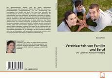 Portada del libro de Vereinbarkeit von Familie und Beruf