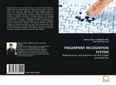 Borítókép a  FINGERPRINT RECOGNITION SYSTEM - hoz