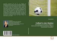 Обложка Fußball in den Medien