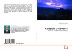Capa do livro de Corporate Governance