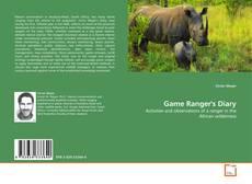 Game Ranger's Diary kitap kapağı