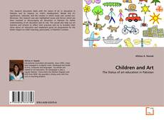 Bookcover of Children and Art