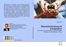 Buchcover von Mitarbeiterbindung als Erfolgsfaktor