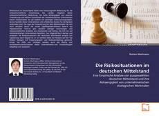 Capa do livro de Die Risikosituationen im deutschen Mittelstand