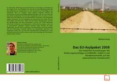 Bookcover of Das EU-Asylpaket 2008