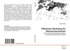 Bookcover of Effizientes Marketing für Kleinstunternehmen