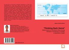 "Bookcover of ""Thinking Back Home"""
