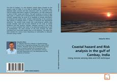 Bookcover of Coastal hazard and Risk analysis in the gulf of Cambay, India