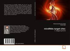Bookcover of miroRNAs target sites: