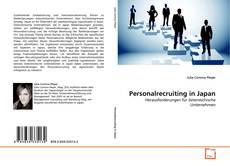 Capa do livro de Personalrecruiting in Japan