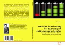 Portada del libro de Methoden zur Bewertung der Zuverlässigkeit elektrochemischer Speicher