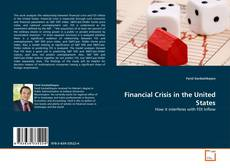 Financial Crisis in the United States的封面