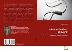 Buchcover von Selbstmord auf der Leinwand
