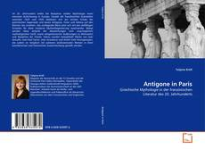 Portada del libro de Antigone in Paris