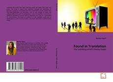 Bookcover of Found in Translation