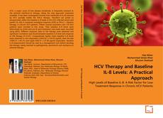 Capa do livro de HCV Therapy and Baseline IL-8 Levels: A Practical Approach