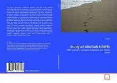 Bookcover of Study of AlN/GaN HEMTs