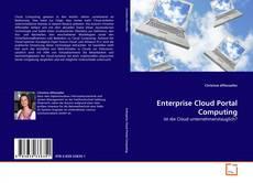 Capa do livro de Enterprise Cloud Portal Computing