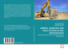 Обложка BORING, SAMPLING AND FIELD TESTING IN SOIL INVESTIGATION