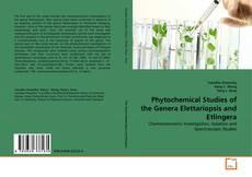 Обложка Phytochemical Studies of the Genera Elettariopsis and Etlingera