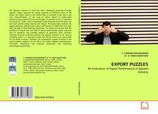 Bookcover of EXPORT PUZZLES
