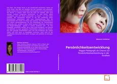 Buchcover von Persönlichkeitsentwicklung