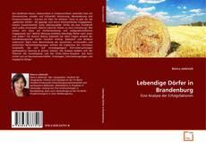 Обложка Lebendige Dörfer in Brandenburg
