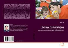 Bookcover of Culinary Festival Visitors